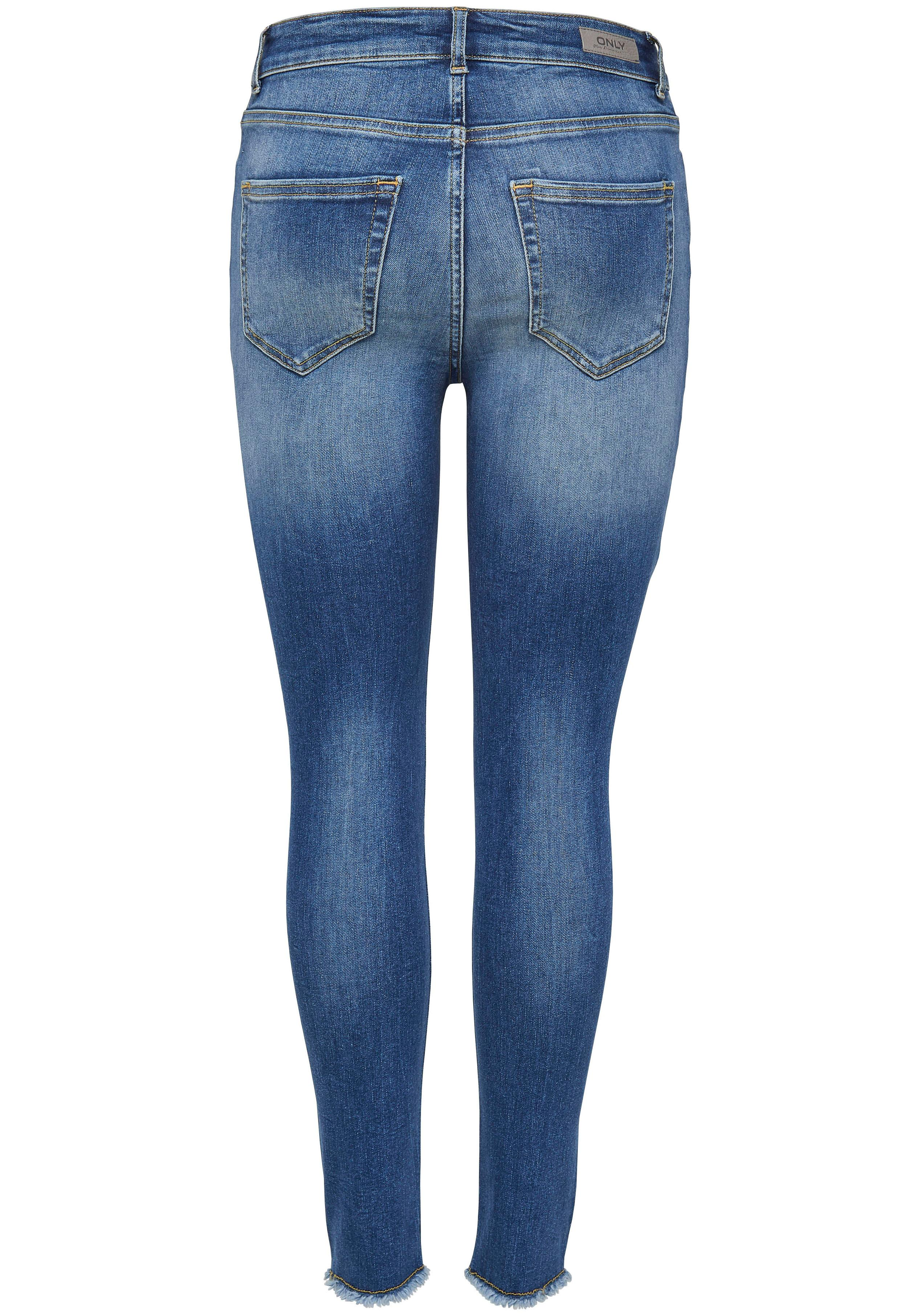 Only Ankle-Jeans BLUSH