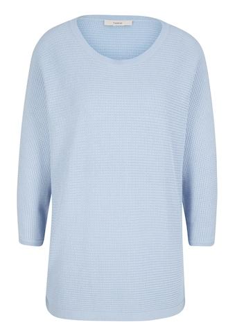 Pullover mit toller Struktur kaufen
