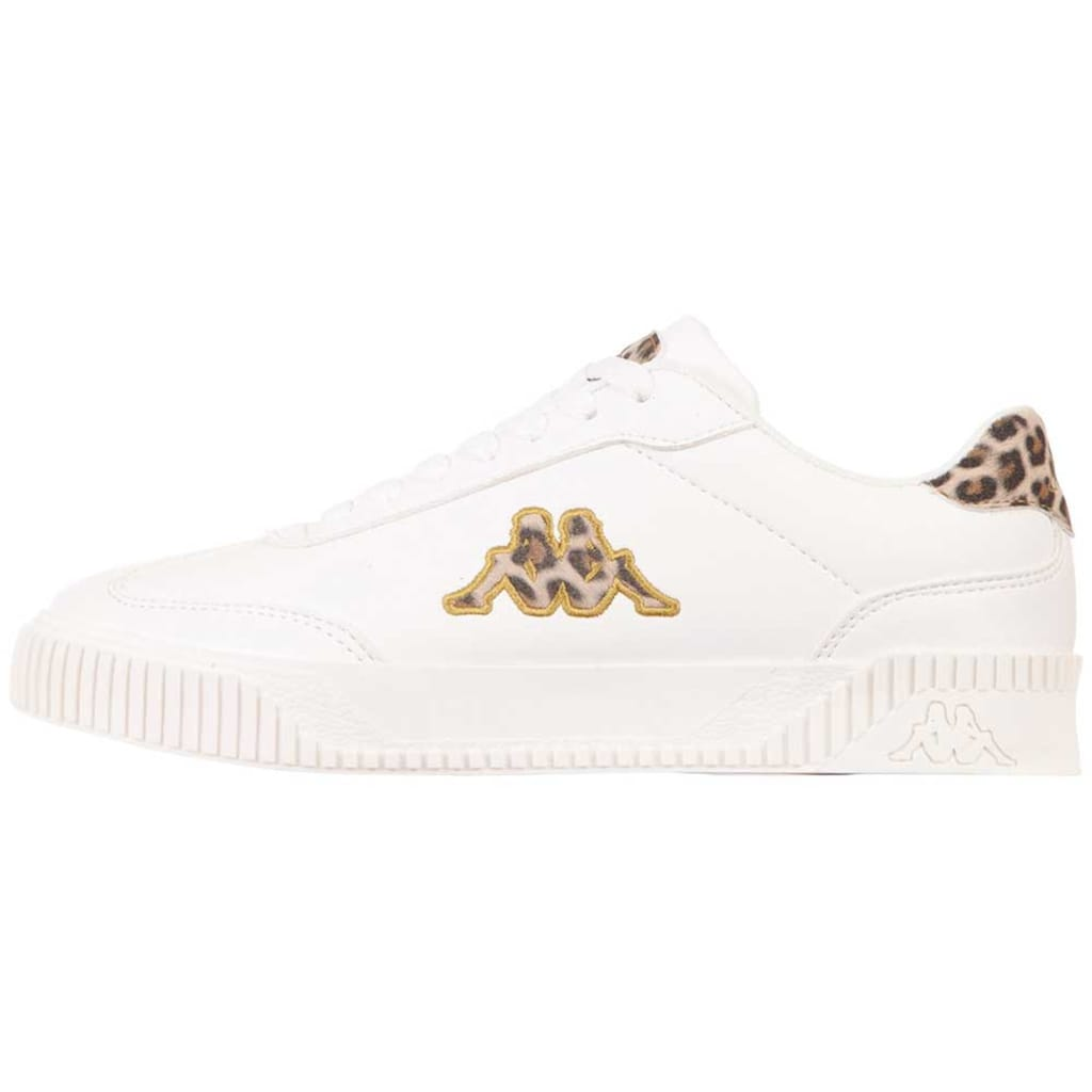 Kappa Sneaker »DIMMY«, mit modischer Logoapplikation