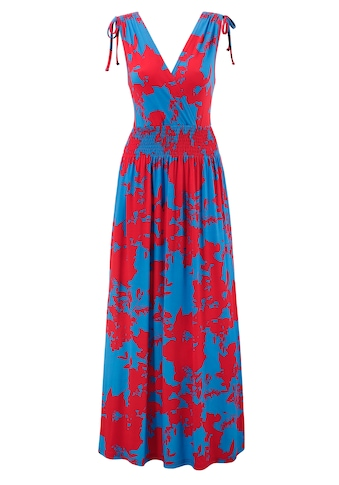 Aniston SELECTED Strandkleid, in sommerlicher Knallfarbe - NEUE KOLLEKTION kaufen