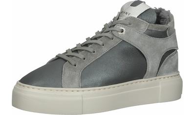 MAHONY Sneaker »Veloursleder/Textil« kaufen