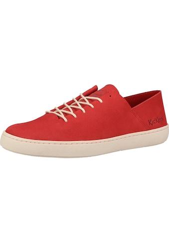 Kickers Schnürschuh »Leder« kaufen