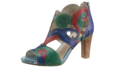 LAURA VITA Sandalette »ALCBANEO 121«, im extravaganten Look kaufen