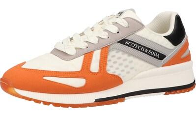 Scotch & Soda Sneaker »Lederimitat/Textil« kaufen