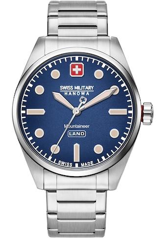 Swiss Military Hanowa Schweizer Uhr »MOUNTAINEER, 06-5345.7.04.003« kaufen