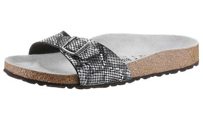 Birkenstock Pantolette »MADRID PYTHON« kaufen
