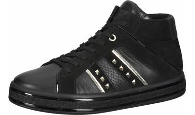 Geox Sneaker »Leder« kaufen