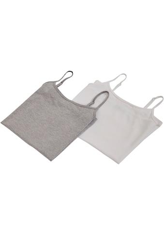 LTB Shirttop »DPGIMOZE«, (2 tlg.), mit verstellbaren Spaghetti-Trägern als Doppelpack kaufen