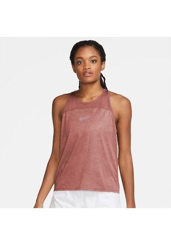 Nike Lauftop »Nike Miler Run Division Women's Allover Print Running Tank« kaufen