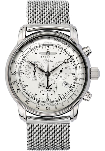 ZEPPELIN Chronograph »100 Jahre Zeppelin, 7680M-1«, Made in Germany kaufen