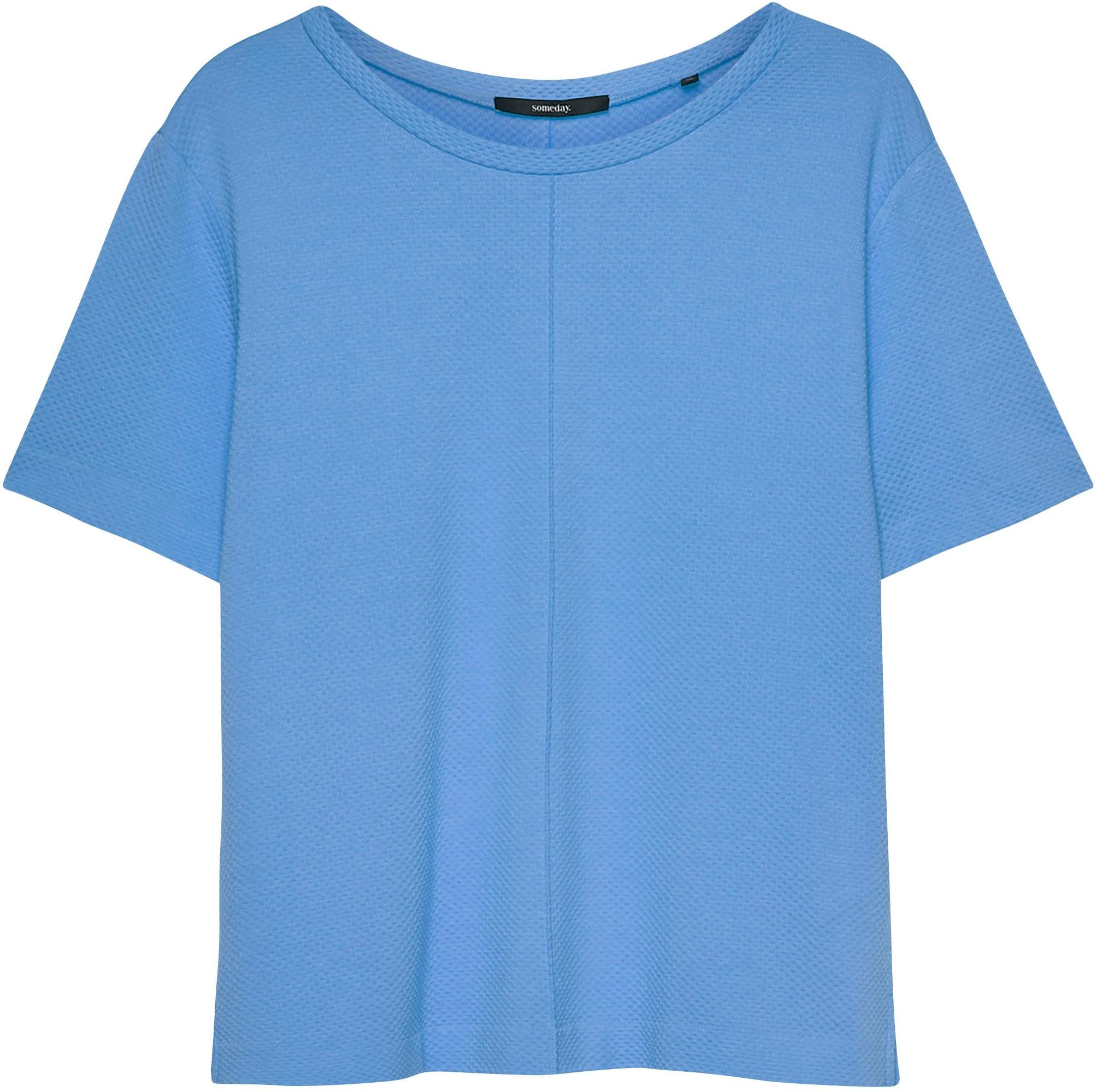 someday -  T-Shirt Klien, mit Längsteilungsnaht