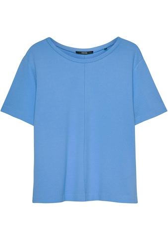someday T-Shirt »Klien«, mit Längsteilungsnaht kaufen