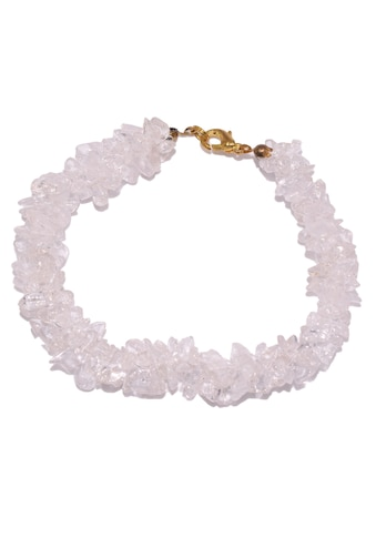 Firetti Armband »Edelstein«, Made in Germany - mit Bergkristall kaufen