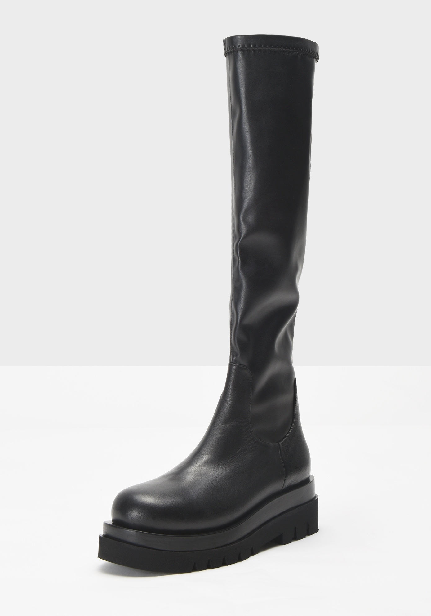 inuovo -  Stiefel Leder