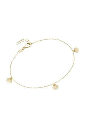 Luigi Merano Armband »mit Behang Muscheln, Gold 375« kaufen