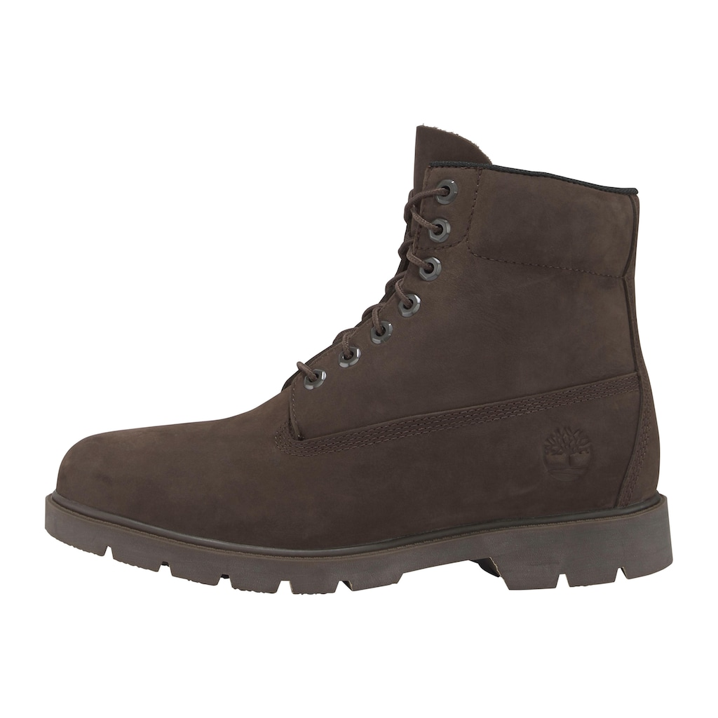 "Timberland Schnürboots »6"" Basic Non-contrast Waterproof«"