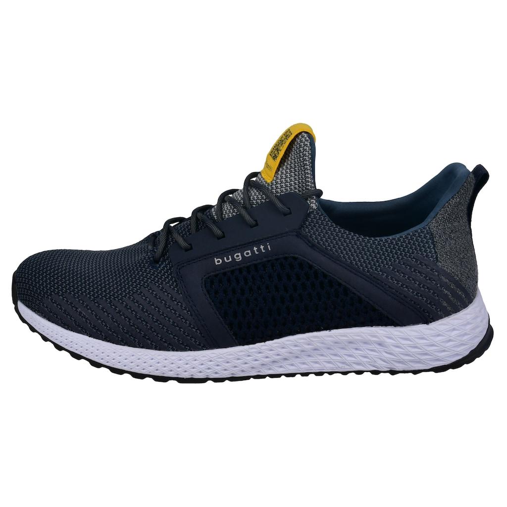 bugatti Slip-On Sneaker »JAVA II«, mit Zierschnürung