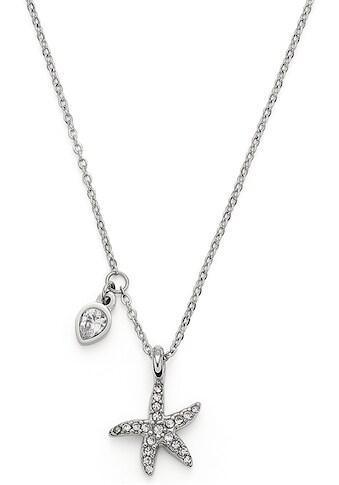 CIAO! BY LEONARDO Kette mit Anhänger »Halskette Marilena CIAO, 021173«, mit Kristallglas kaufen