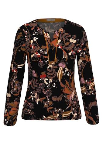 bianca Druckbluse »ALINA«, im coolen floralen Print kaufen