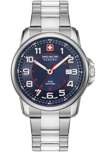 Swiss Military Hanowa Schweizer Uhr »SWISS GRENADIER, 06-5330.04.003« kaufen