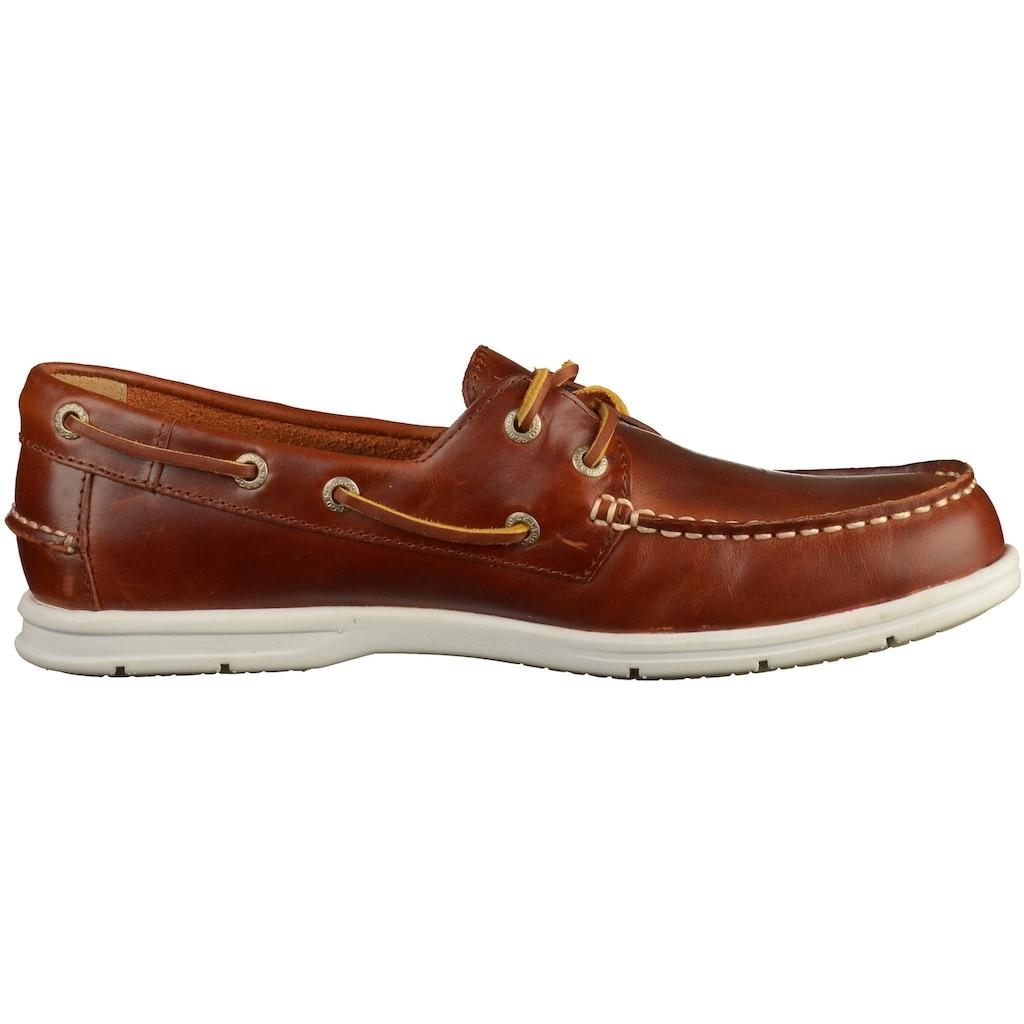 Sebago Bootsschuh »Leder«