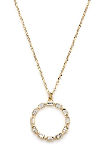 CIAO! BY LEONARDO Kette mit Anhänger »Halskette Alia CIAO, 021379«, mit Kristallglas kaufen