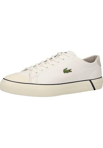 Lacoste Sneaker »Nappaleder« kaufen