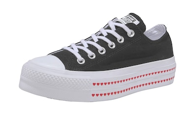 Converse Sneaker »Chuck Taylor All Star Lift Ox Love Fearlessly« kaufen