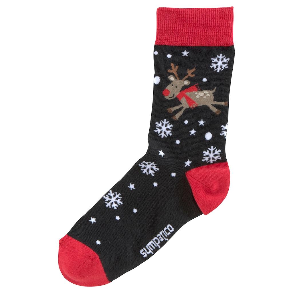Sympatico Socken (3 Paar)
