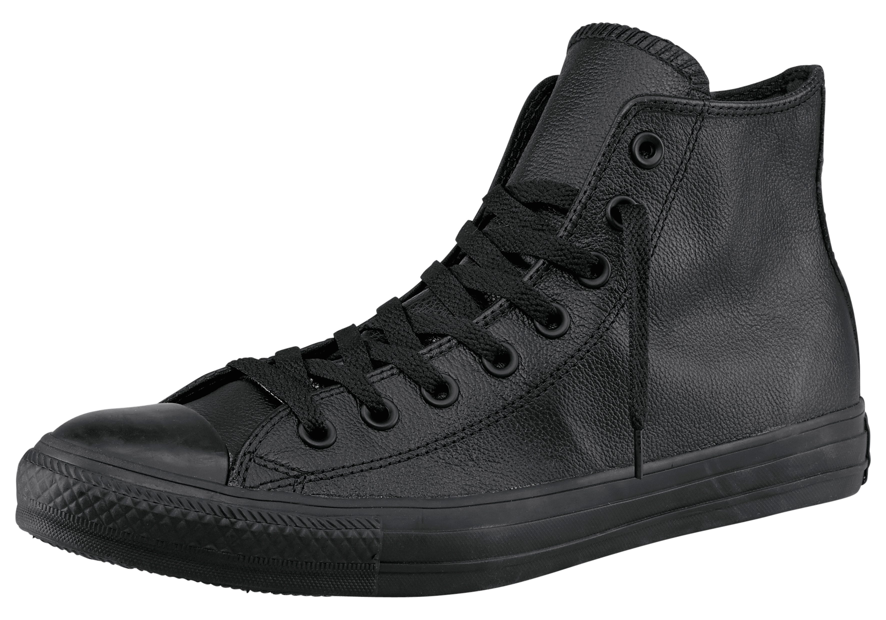 Converse Sneaker Chuck Taylor All Star Hi Monocrome Leather