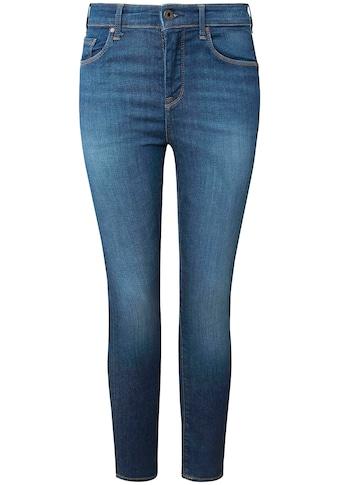 Pepe Jeans Röhrenjeans »ZOE«, Super Skinny Passform mit normal hohem Bund in tollem... kaufen