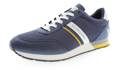 U.S. Polo Assn Sneaker »WILY«, mit modischen Kontrast-Details kaufen