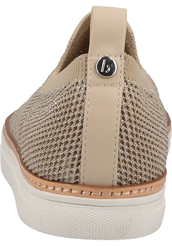 La Strada Slipper »Lederimitat/Textil« kaufen