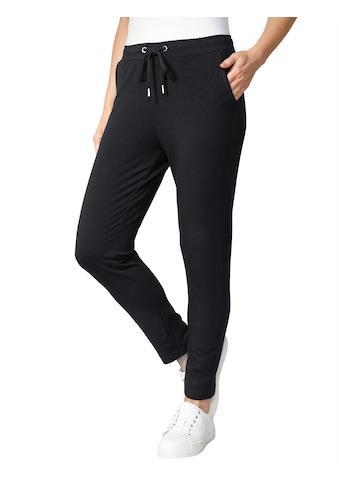 Mona Jogger Pants, (1 tlg.), aus weicher Sweatware kaufen