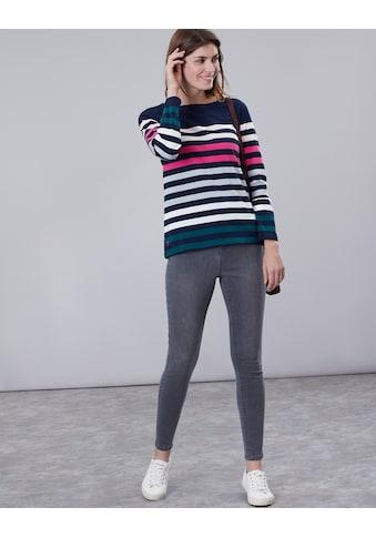 Tom Joule Sweater mit bunten Querstreifen »Harbour« kaufen