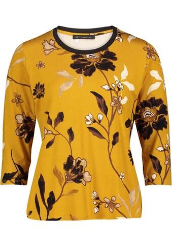 Betty Barclay Rundhalsshirt, mit Blumenprint kaufen