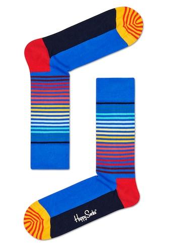 Happy Socks Socken Half Stripe (1 Paar) kaufen