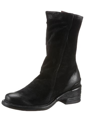 A.S.98 Stiefel »MIRACLE«, mit kurzem Schaft kaufen