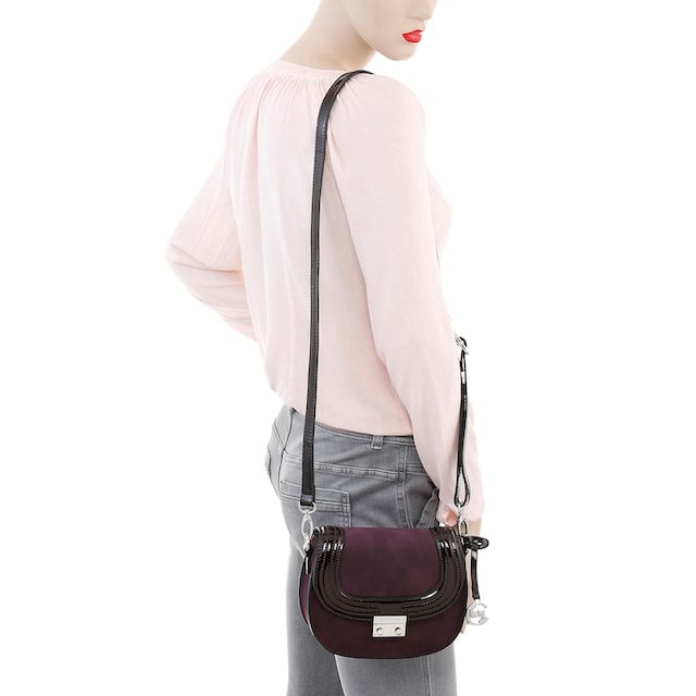 Comma Umhängetasche »upbeat shoulderbag xshf«