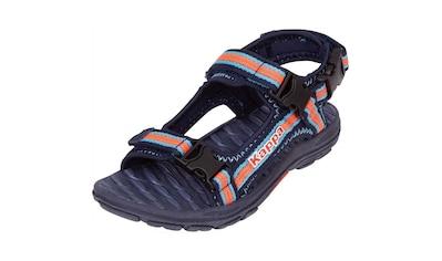 Kappa Sandale »RUSHEEN TEENS«, mit praktischen Steckschlie&szlig;en<br /> kaufen
