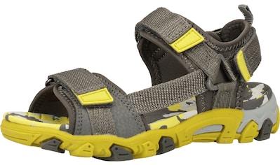 Superfit Sandale »Lederimitat/Textil« kaufen