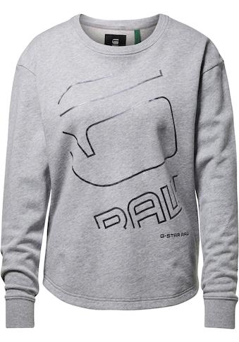 G - Star RAW Sweatshirt »Graphic Shift Xzyph« kaufen