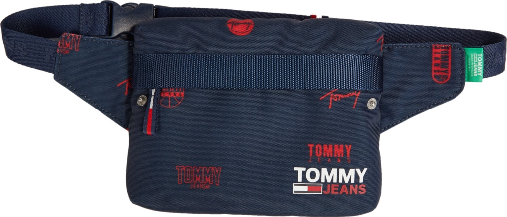 tommy jeans -  Bauchtasche Campus Bumbag Print