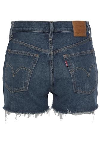 Levi's® Shorts »501 High Rise« kaufen
