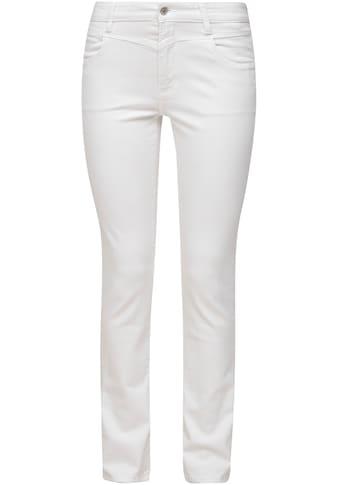 s.Oliver 5-Pocket-Hose, in stylischen Sommerfarben mit Ziernähten kaufen