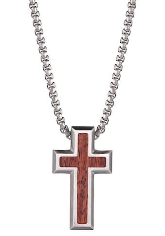 Kingka Kette mit Anhänger »Kreuz, SWN531« kaufen