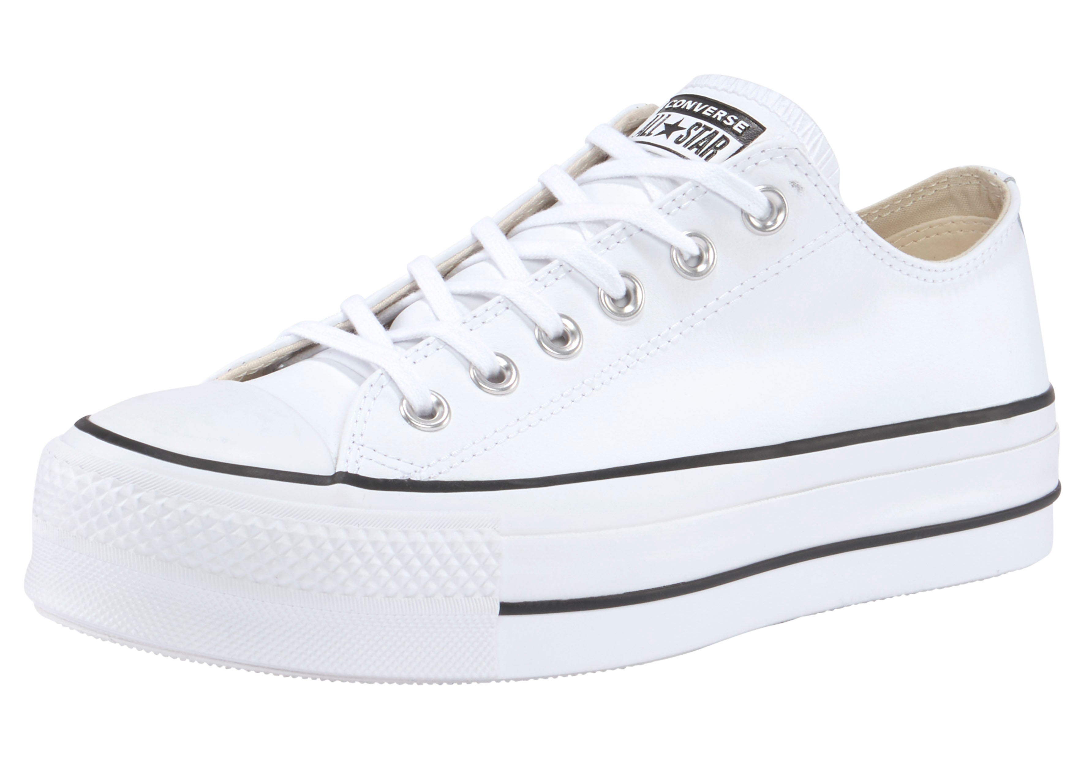 Converse Plateausneaker Chuck Taylor All Star Lift Clean Ox