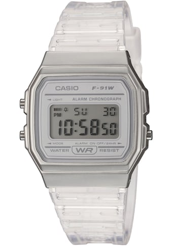 Casio Collection Chronograph »F-91WS-7EF« kaufen
