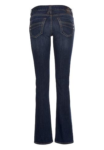 Herrlicher Bootcut-Jeans »DORO FLARE«, High Performance Denim kaufen