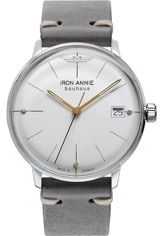 IRON ANNIE Quarzuhr »Bauhaus Lady, 5071-1O«, Sondermodell OTTO kaufen